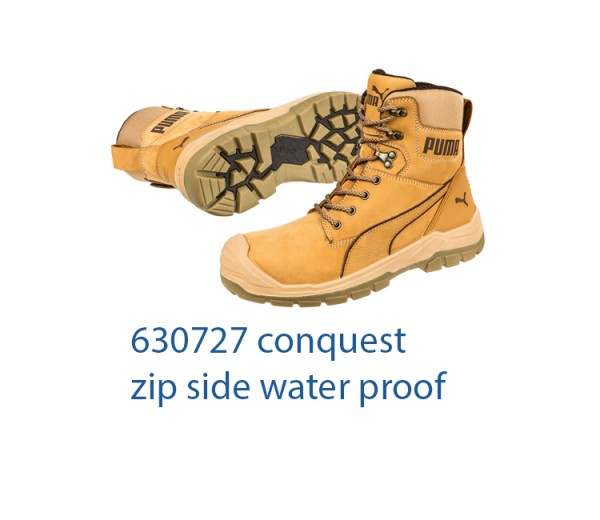 951af1419b8 PUMA CONQUEST SAFETY BOOT LIGHT WEIGHT. Hover over image to zoom. Click to  enlarge Click to enlarge