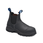 BLUNDSTONE 990 BLACK ELASTIC SIDE BOOT