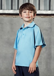 BIZ  KIDS  FLASH POLO   P3010B