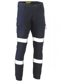 BISLEY  Taped Stretch Cargo Cuffed Pants