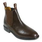 MONGREL, N BROWN RIDING SLIP ON