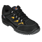 MONGREL BLACK SPORT SAFETY LOW CUT