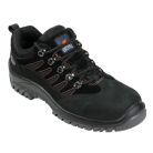 MONGREL , BLACK HIKE SAFETY LOW CUT