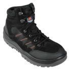MONGREL BLACK HIKER SAFETY MID CUT