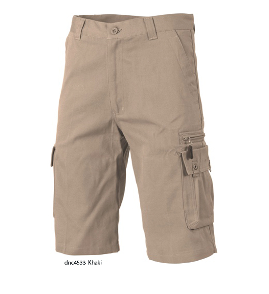 86fb97ea85e work short khaki - WorkGearSelect Totally Workwear, Work Clothes ...